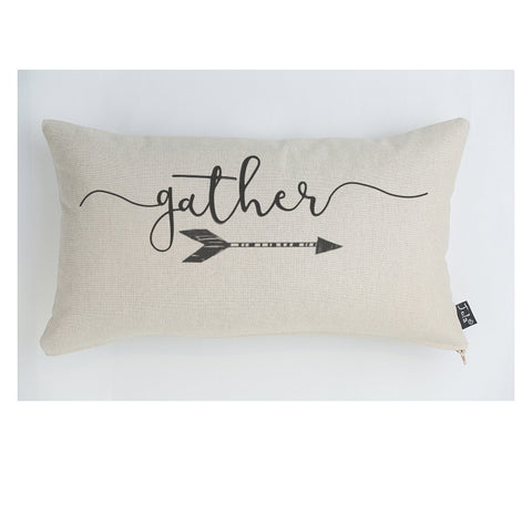 Gather cushion