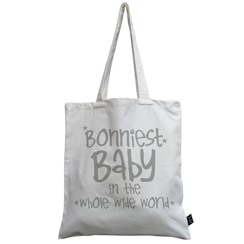 Bonniest Baby canvas bag