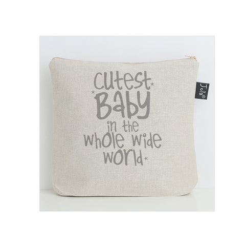 Cutest Baby Nappy Bag
