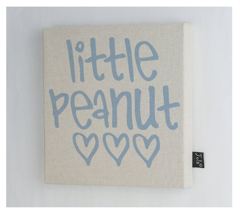 Little Peanut Baby canvas frame