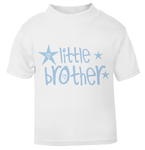 Little Brother Star Toddler T Shirt blue