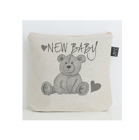 New Baby Teddy Bear Nappy Bag