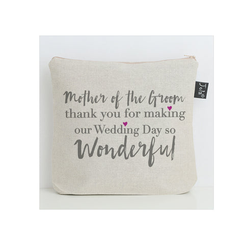 Mother of the Groom washbag