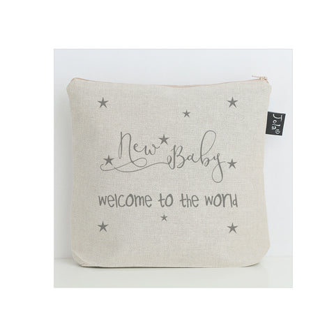 Welcome to the world Baby Nappy Bag