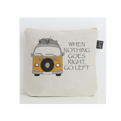 Camper van wash bag