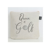 Queen of Golf Wash Bag