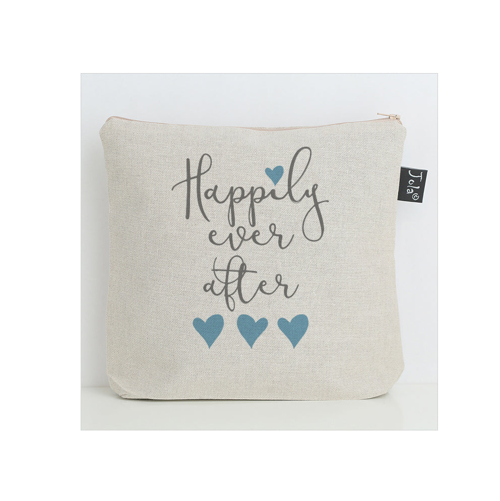 Happily ever after Wash Bag