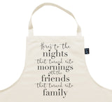 Apron Here's to the nights
