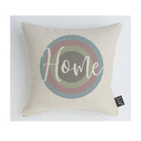 Home Pastel cushion
