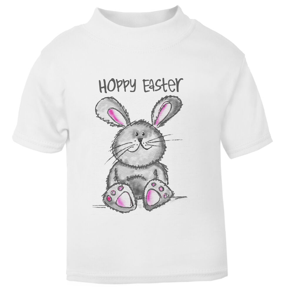 Bunny Hoppy Easter T Shirt