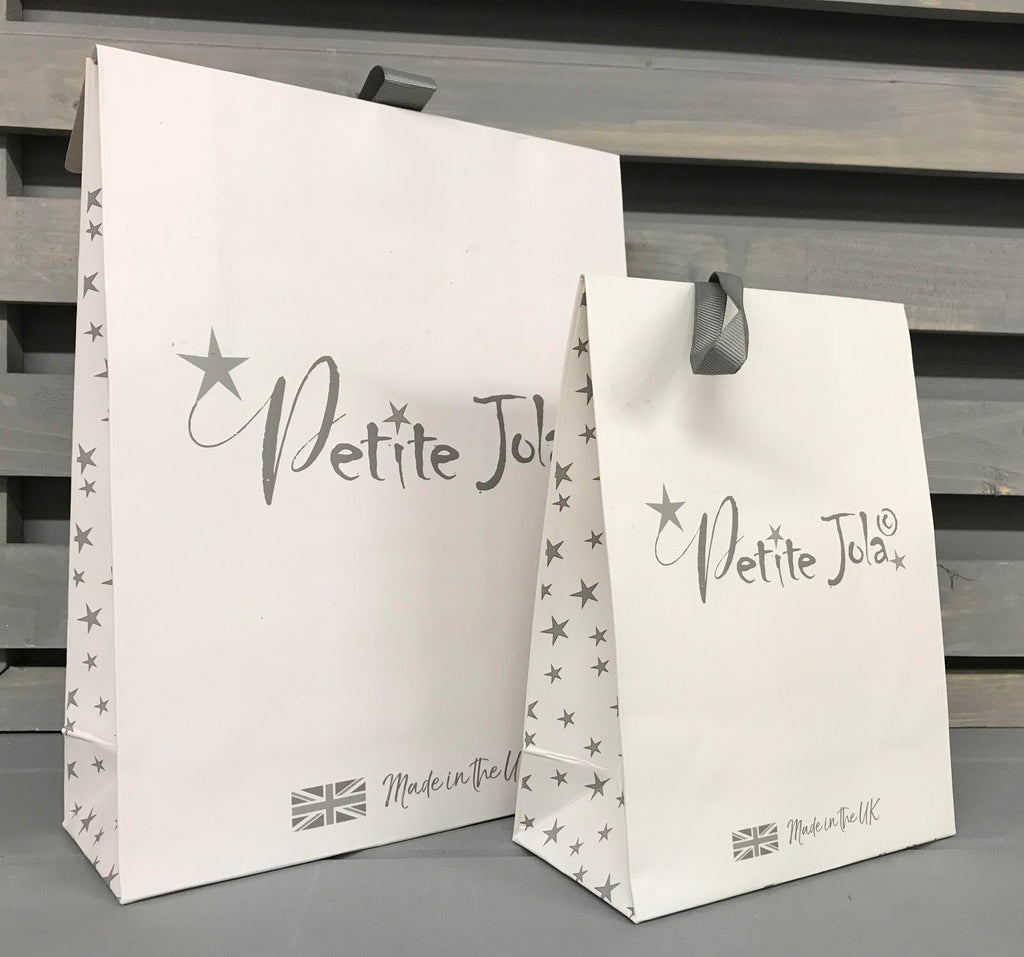 Petite Jola Gift bag Free with every baby wear purchase