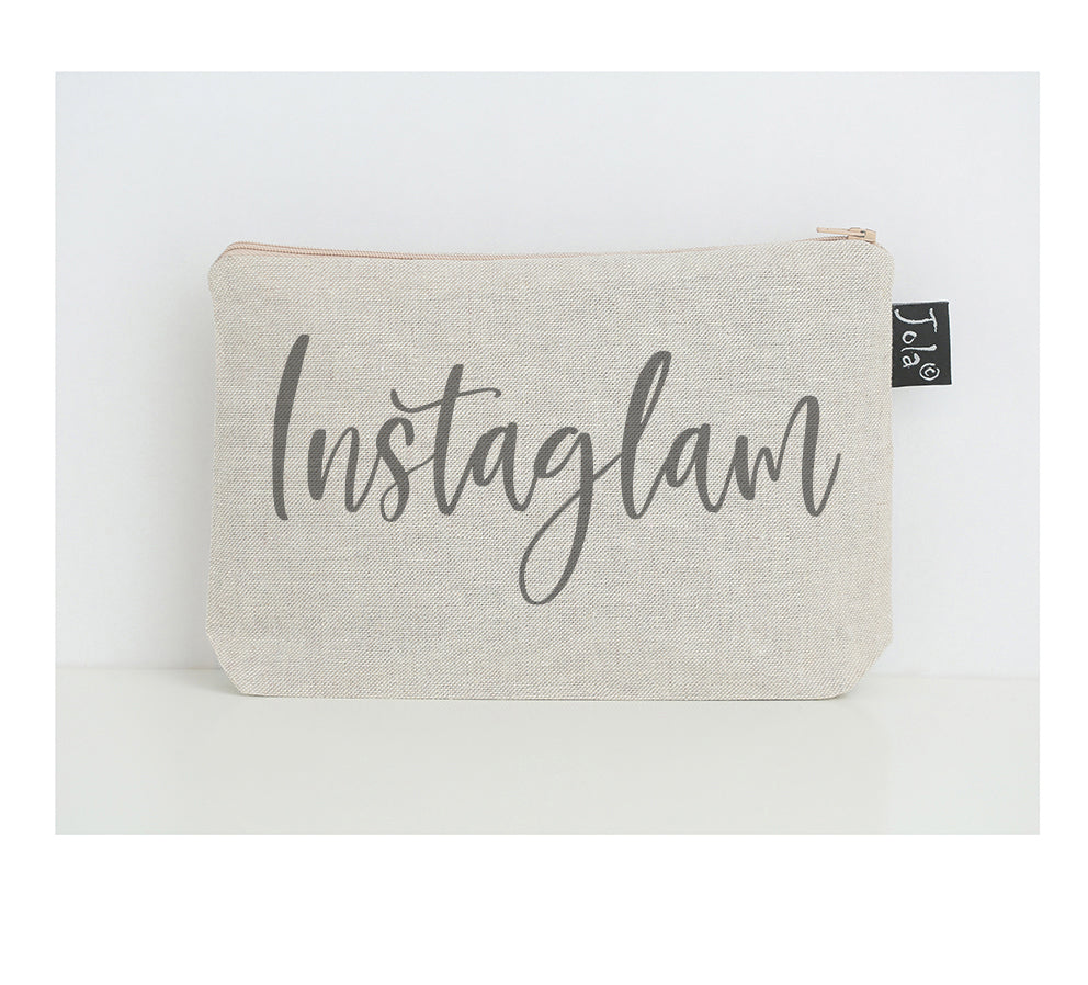 Instaglam small make up bag