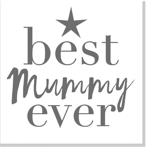 Best Mummy Winging It square card