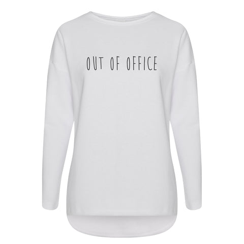 Out of Office Cotton Slouch