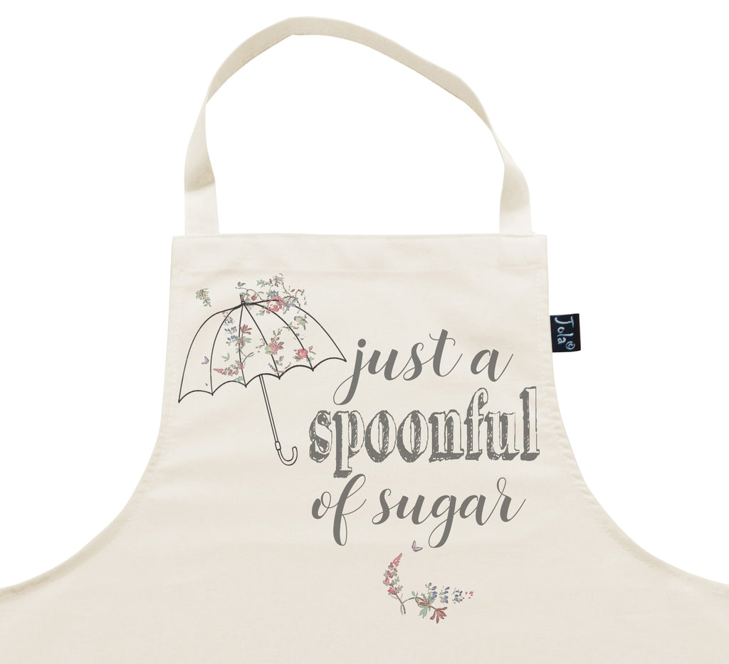 Apron A spoonful of sugar