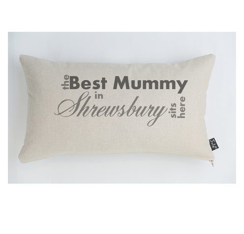 Best Mummy City large Boudoir cushion