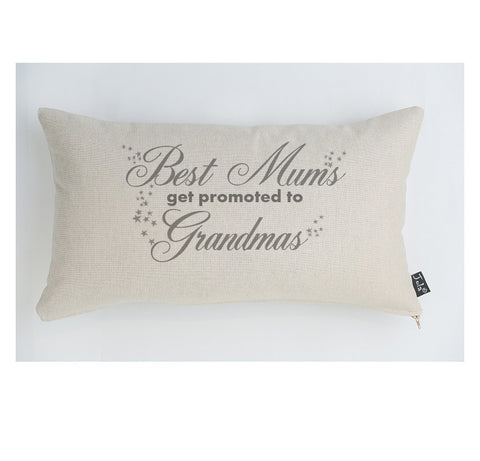 Best Mums get promoted Cushion