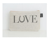 Love Horseshoe small make up bag