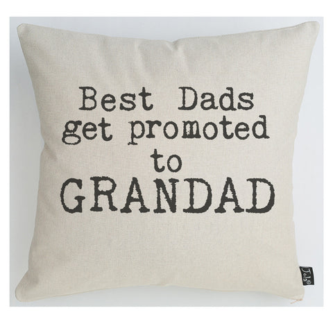 Best Dads large cushion