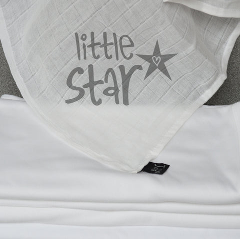 Little Star Muslin