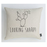 Looking Sharp Cactus Cushion