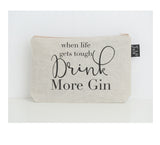 More Gin small make up bag