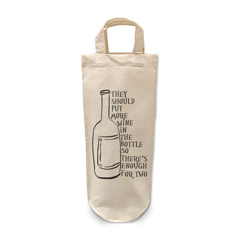 More wine Bottle Bag