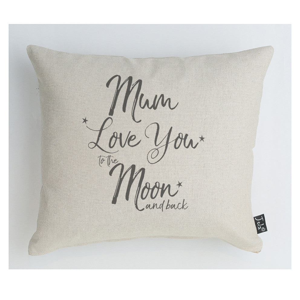 Mum Love you to the Moon and back