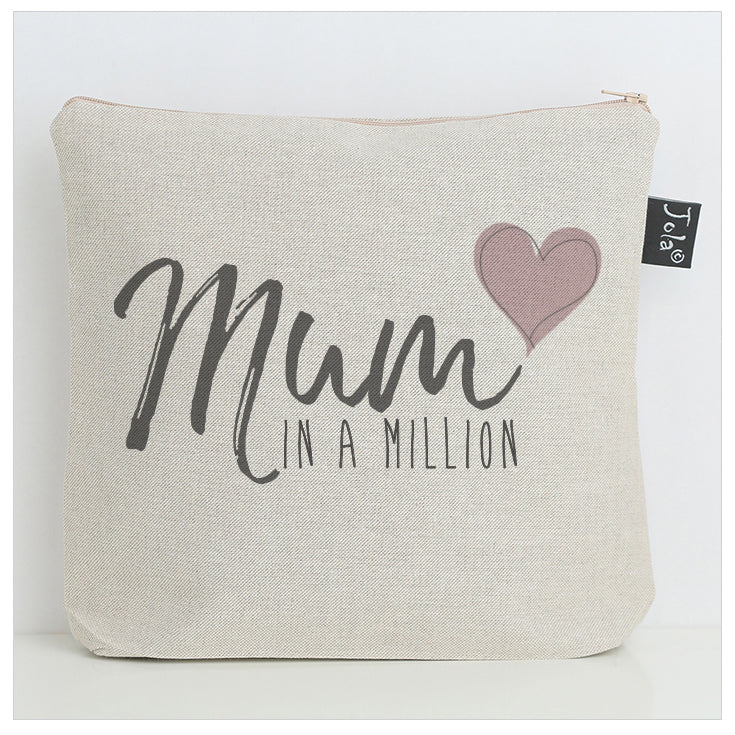 Mum in a million wash bag