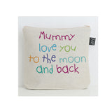 Mummy moon and back washbag
