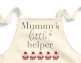 Mummy's Little Helper cupcakes Mini Apron