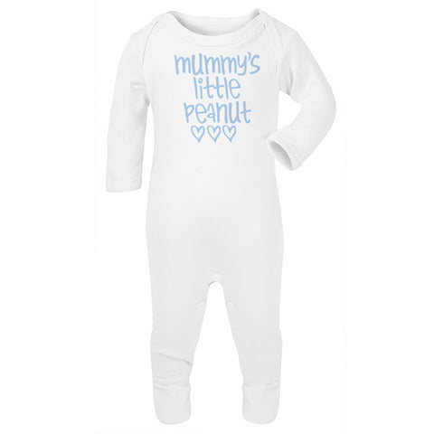 Mummy's Little Peanut Babygrow