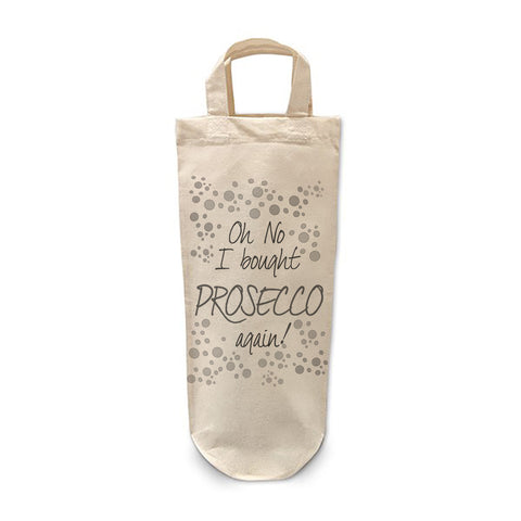 Prosecco Oh No Bottle Bag