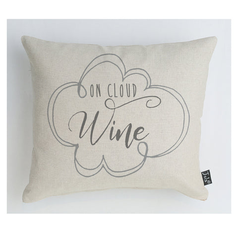 On Cloud Wine cushion