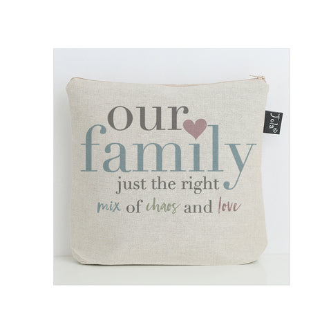 Our Family washbag