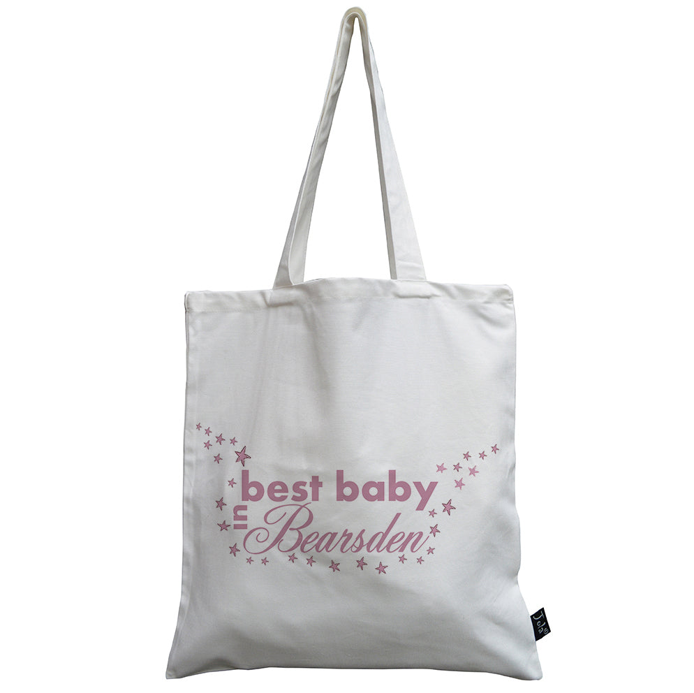 Best Baby Personalised canvas bag