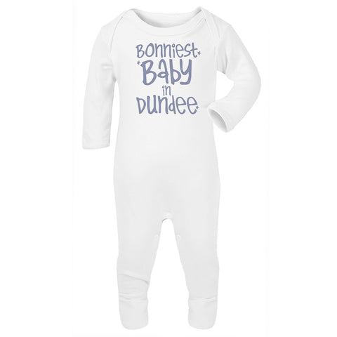 Personalised Bonniest Baby Babygrow