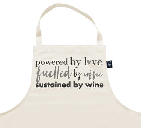 Powered by Love Apron
