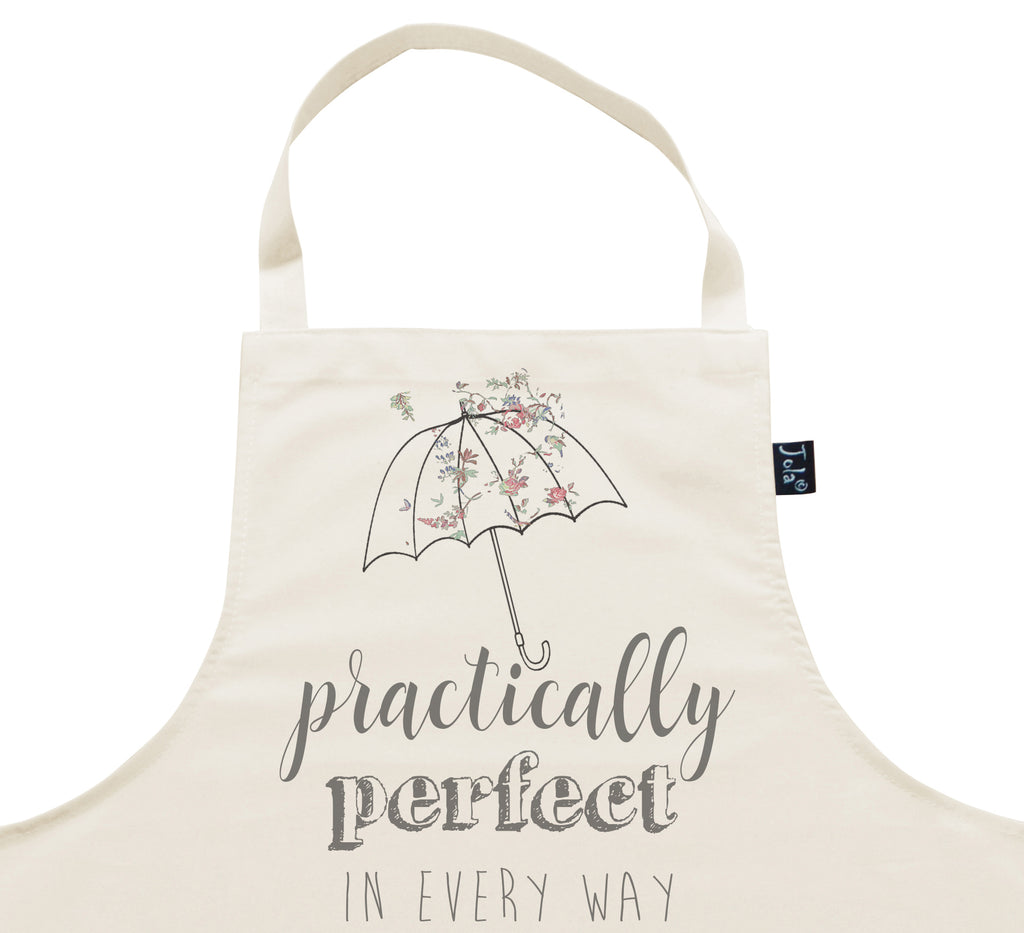 Practically perfect Apron