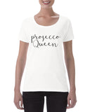 Cotton T Shirt Prosecco Queen