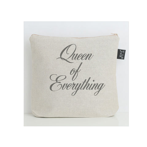 Queen of Everything wash bag