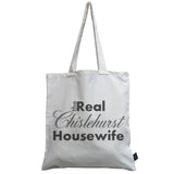 Real Housewife canvas bag