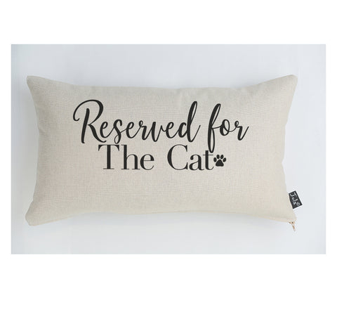 Reserved for the Cat Cushion V2