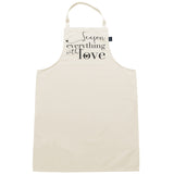 Season with love Apron