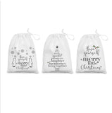 Set of 6 Mini gift bags