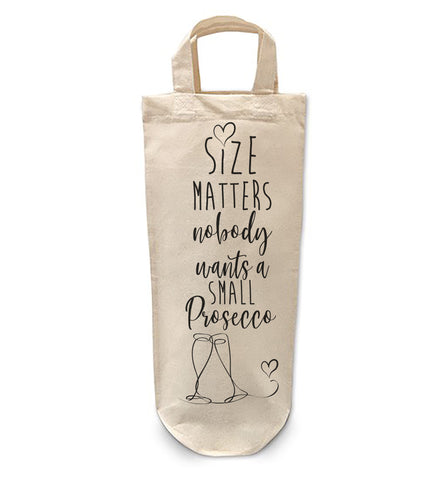 Size Matters Bottle Bag