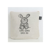 Cute Some Bunny Loves Me nappy bag