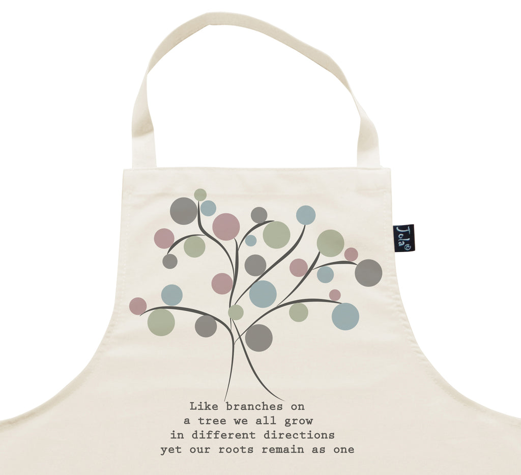 Apron Spotty Family Tree