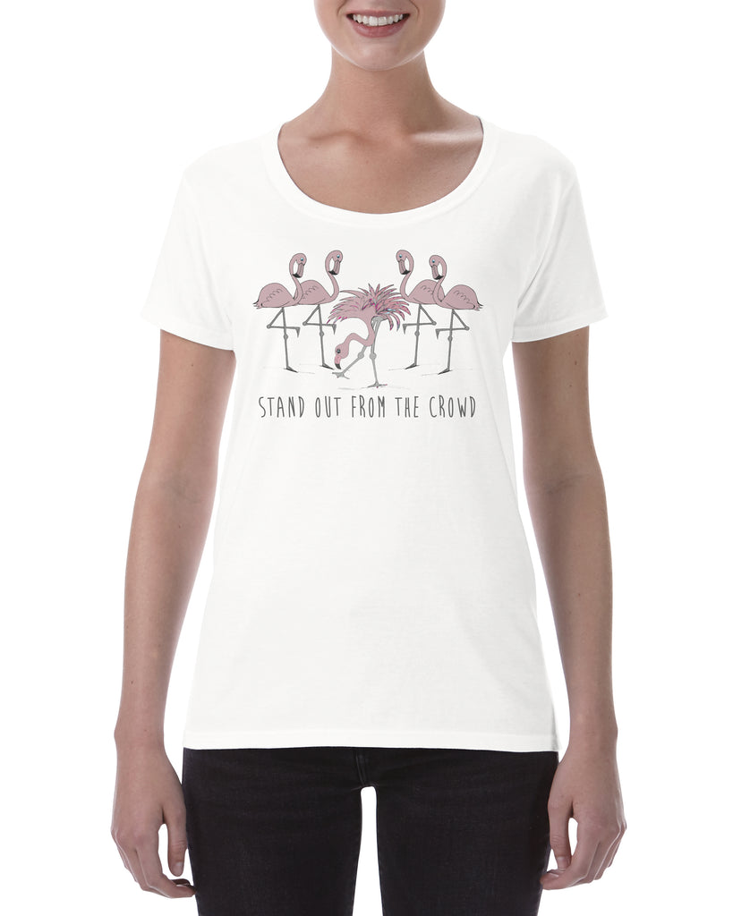 Cotton T Shirt Stand out from the crowd