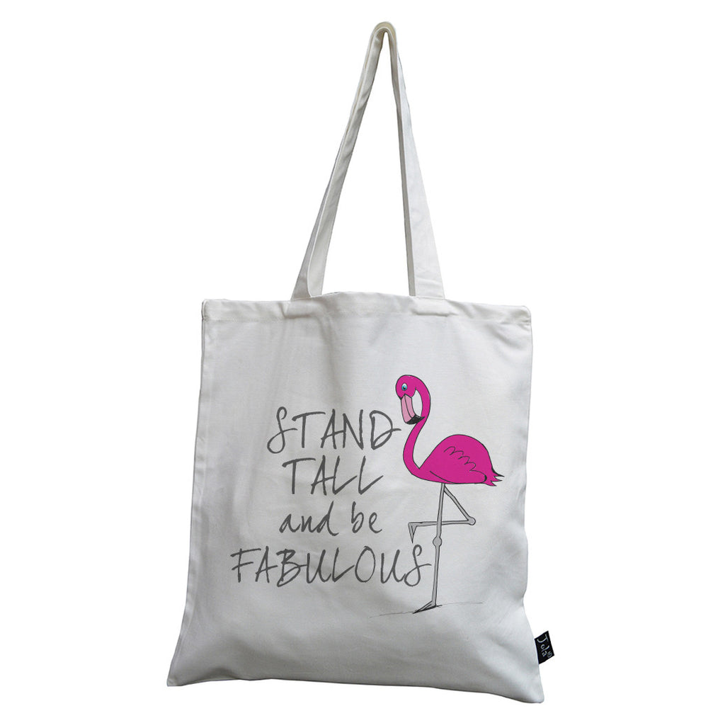 Stand Tall Canvas Bag
